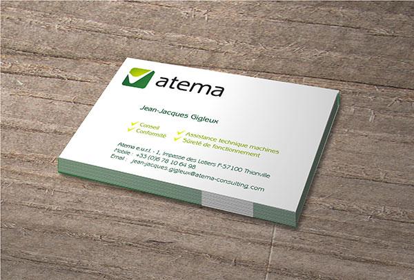 Carte de visite- vue n°1 -Atema