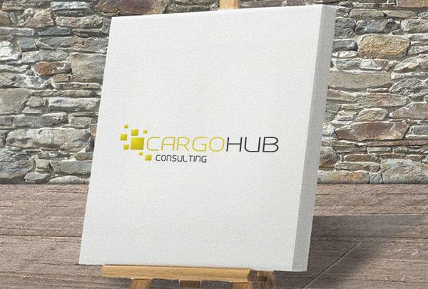 Logo- vue n°3 -Cargohub