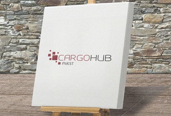 Logo- vue n°5 -Cargohub