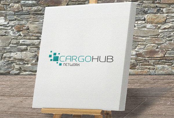 Logo- vue n°6 -Cargohub