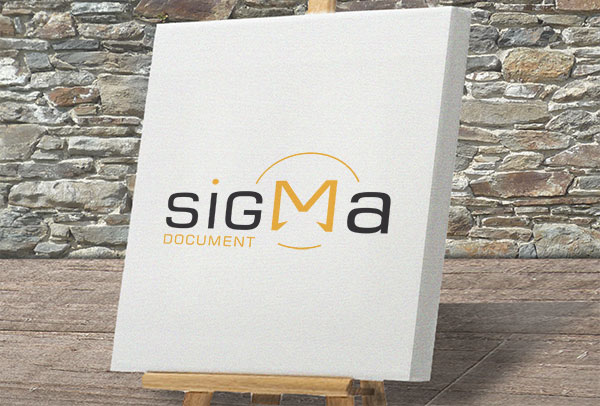 Logo- vue n°2 -Sigma