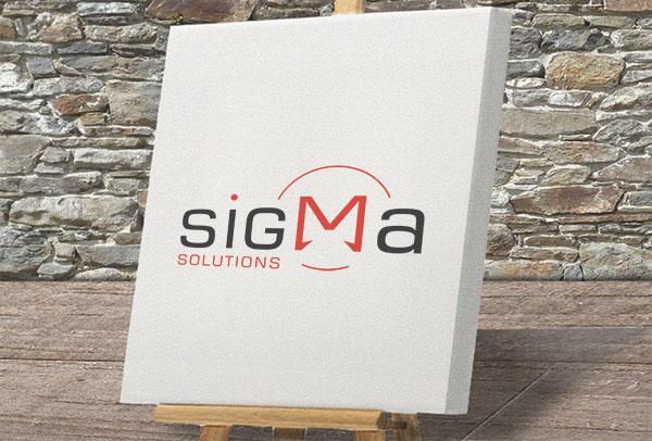 Logo- vue n°4 -Sigma