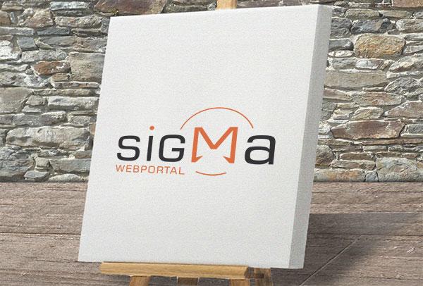 Logo- vue n°5 -Sigma