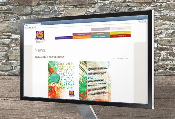 Site web- vue n°3 -Réseau Psy