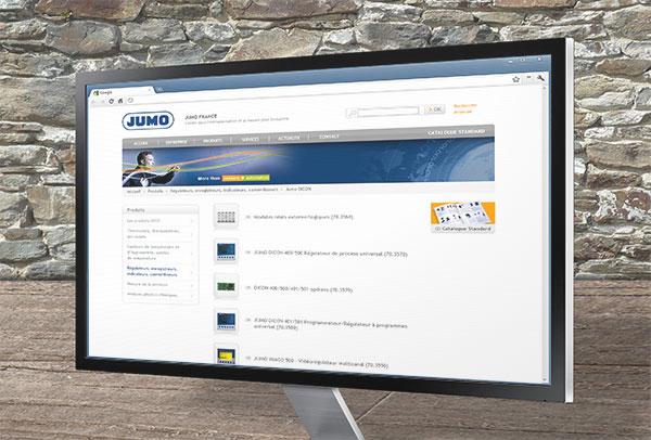 Site web- vue n°2 -Jumo